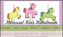 Screenshot of Karousel Kids