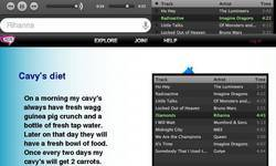 Screenshot of Cam's Cavies