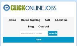 Screenshot of Online Jobs Opportunity