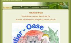 Screenshot of Tierkommunikation und Verhaltenstherapie
