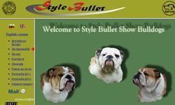 Screenshot of Style Bullet & Streletz Kennel