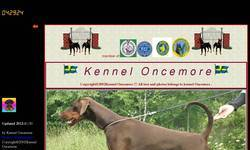 Screenshot of Kennel Oncemore