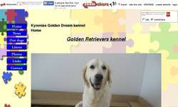 Screenshot of Kyrenias Golden Dream kennel
