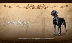 Screenshot of Great Danes of Somogy Gy�ngye kennel