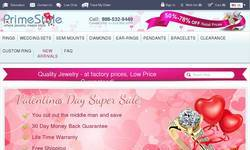 Screenshot of primestyle.com