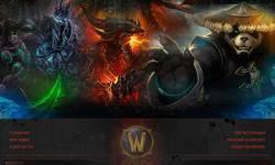 Screenshot of RuS-WoW