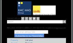 Screenshot of KMC MAG Group