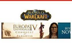 Screenshot of www.worldofwarcraft.com/