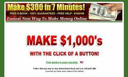 Screenshot of easy free income