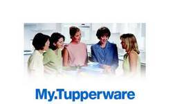 Screenshot of Tupperware