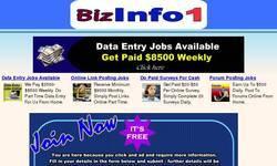 Screenshot of start earning money online
