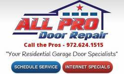 Screenshot of www.allprodoor.com