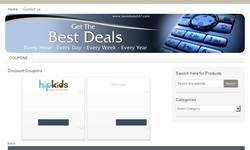 Screenshot of Bestdeals247