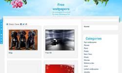 Screenshot of freewallpapers