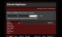 Screenshot of Eternal Nightmare