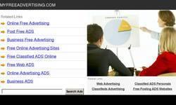Screenshot of freeadvertising