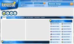 Screenshot of juegosgo.com