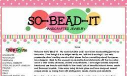 Screenshot of SO-BEAD-IT