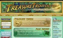 Screenshot of Treasure Trooper