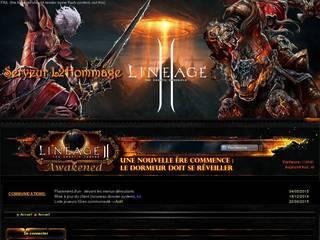 Screenshot of L2Hommage: Le dormeur doit se reveiller