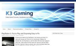 Screenshot of K3Gaming