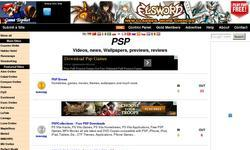Screenshot of Top 100 Games and MMORPG