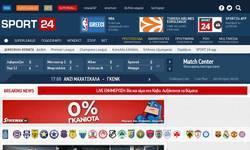 Screenshot of Sport24