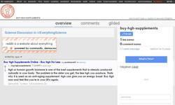 Screenshot of Buy Hgh Supplements Online Now