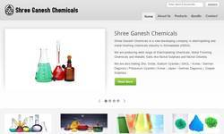 Screenshot of Shree Ganesh Chganeshchemicalemicals Dealers in Boiler Water treatment Chemicals