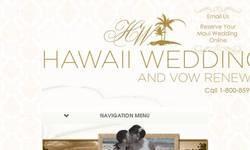 Screenshot of Island Wedding