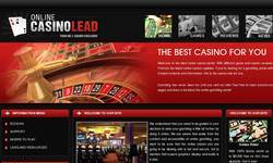 Screenshot of Online Casino Lead