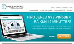 Screenshot of Om Vinduer Online