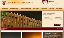 Screenshot of budget hotel ion bubai