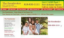 Screenshot of broker annuys