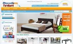 Screenshot of moozelle-furniture