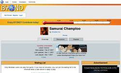 Screenshot of Samurai Champloo
