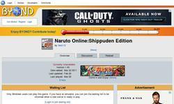 Screenshot of NARUTO:SHIPPUDEN EDITION