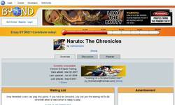 Screenshot of Naruto The Chronicles