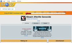 Screenshot of Bleach AG