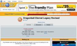 Screenshot of Dragonball Eternal Legacy Revised