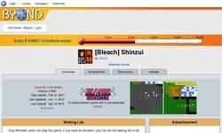 Screenshot of [Bleach] Shinzui