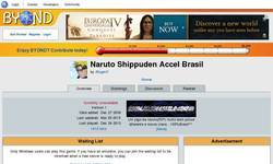 Screenshot of Naruto Shippuden Accel Brasil