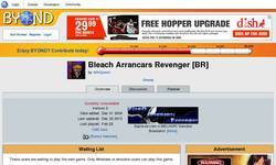 Screenshot of Bleach Arrancars Revenger [BR]