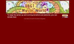 Screenshot of DGBT:Mystic World