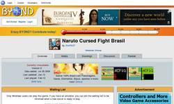 Screenshot of Naruto Cursed Fight V2