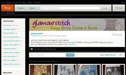 Screenshot of Glamourstitch