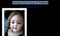 Screenshot of Antique Dollhouse of Patterns