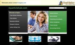 Screenshot of great website