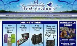 Screenshot of Texcyngoods