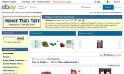 Screenshot of Oregon Trail Yarn and Books